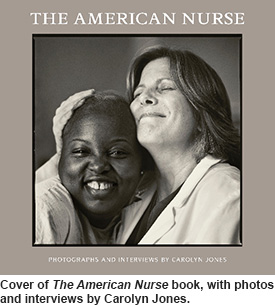 Cover of The American Nurse