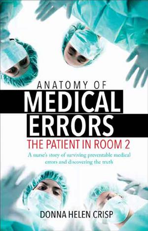 Anatomy of Medical Errors book