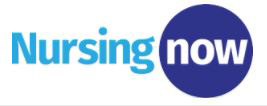 Nursing Now campaign logo