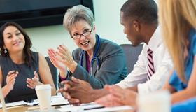 Interprofessional collaboration improves healthcare