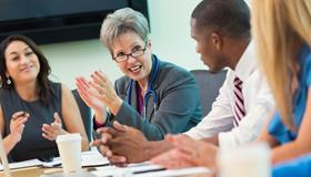 Interprofessional collaboration improves healthcare