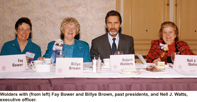 Fay Bower Billye Brown Robert Wolders Nell Watts