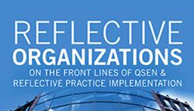 Book cover, Reflective Organizations