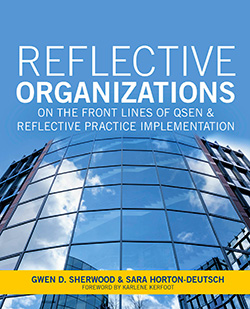 Reflective Organizations book cover