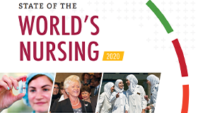 State of the Worlds Nursing Report