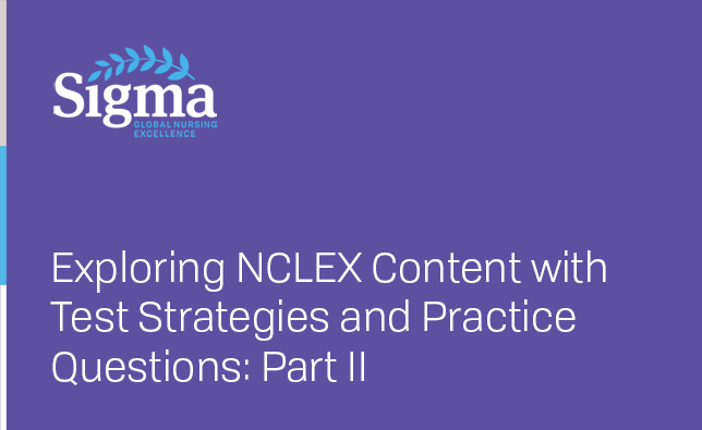 xploring-NCLEX-Content-with-Test-Strategies-and-Practice-Questions--Part-II