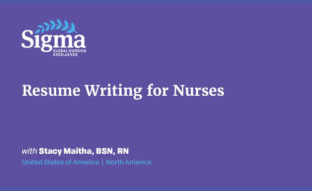 Resume-Writing-for-Nurses